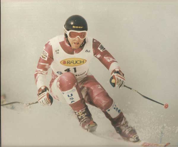 1996 World Disabled Alpine Championships